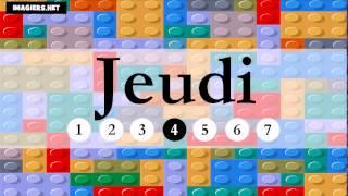 vuclip درس الفرنسية = في أيام الأسبوع