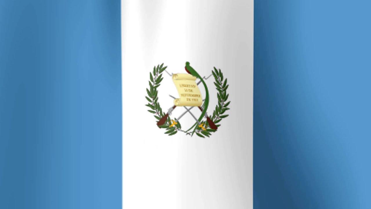 Guatemala National Anthem - Himno Nacional de Guatemala (Instrumental)