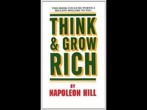 Success Principles summary- Think & Grow Rich