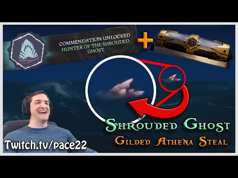 The Guilded Ghost- Shrouded Ghost KIll during a Gilded Athena Heist- Pace22