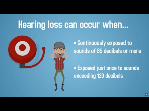 Sounds that Cause Hearing Loss - Dr. Otto Herman
