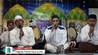 Qosidah Lakum Busyro - Hadroh Majelis Talim Nurul Ilmi