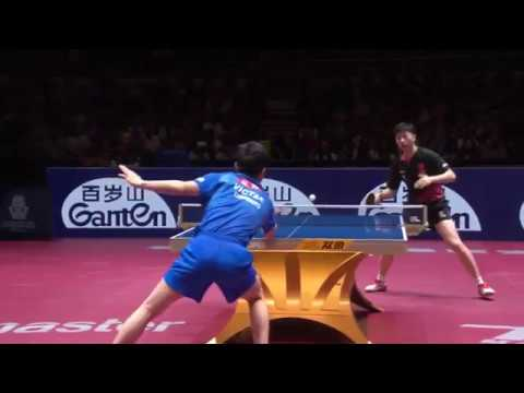 Download Ma Long vs Tomokazu Harimoto | 2019 ITTF China Open Highlights (1/2)