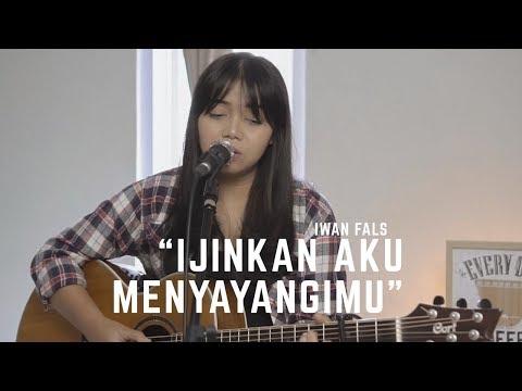 Ijinkan Aku Menyayangimu Iwan Fals Live Cover By Lia Magdalena