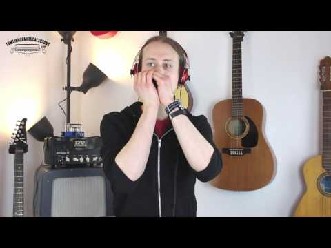How To Play Harmonica With A Backing Track + Ten Free Backing Tracks