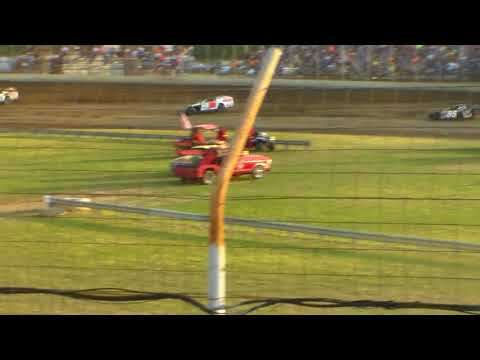 Portsmouth Raceway Park Modified Qualifying 8/19/17