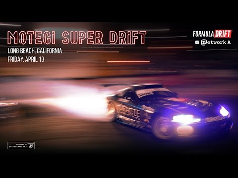 Motegi 2018 Super Drift LIVE!