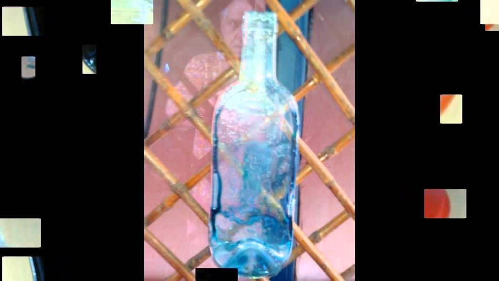 ECOBOTELLA . Arte con Botellas de Vidrio
