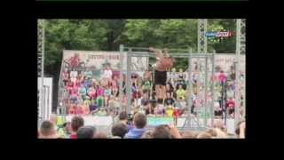 Street Workout World Championship 2012 on EUROSPORT 2