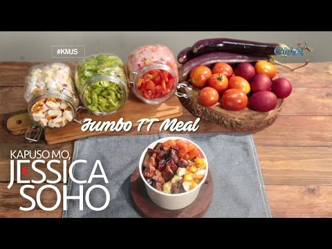 Kapuso Mo, Jessica Soho: Mga pagkaing rated SPG ang pangalan, pero masarap!