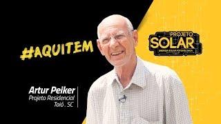 #AquiTem Projeto Solar - Artur Peiker, Taió