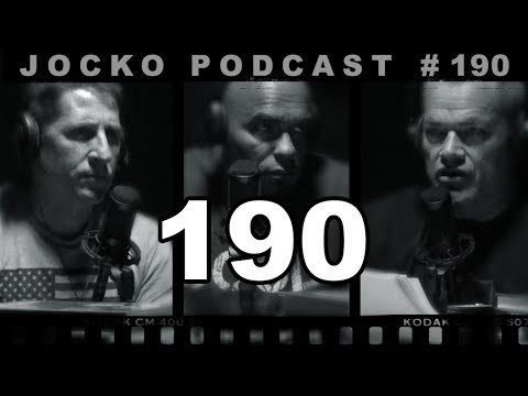 jocko-podcast-190-w/-dave-berke:-tolerance-can-be-your-greatest-risk.-usmc-tactics-pt.4