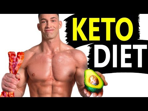 KETOGENIC Diet Explained (Must See for BEGINNERS!)🥓 KETO Diet Meal Plan for FAT LOSS benefits risks