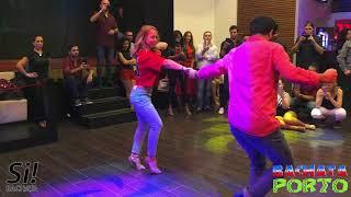 Sorush & Irina  Mia - Bad Bunny Feat. Drake  @ Bachata Porto 2018