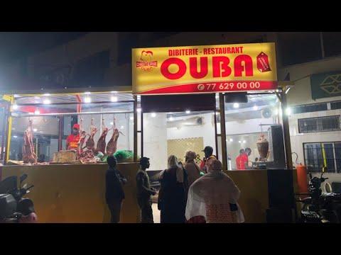 Ouverture Dibiterie Restaurant Rond Point OUBA