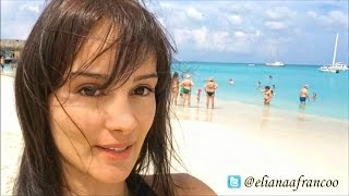 Eliana Franco ::: De vacaciones por Aruba.