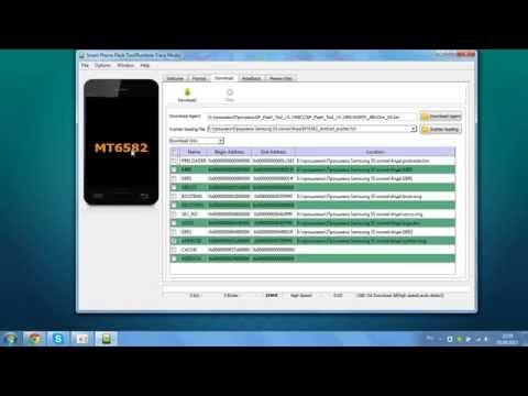 Программа  Flash Tool 5  и как ей прошивать обзор программы
