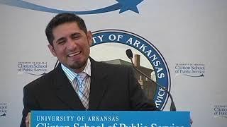 Jim Miranda at the Clinton School | 2008