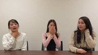 2018年3月24日(土)3じゃないよ!松本慈子vs内山命vs髙木由麻奈 thumbnail
