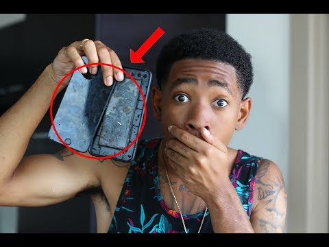 Download Youtube: I DESTROYED MY GIRLFRIEND IPHONE 7 PLUS (prank!!!)