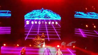 2 Brothers On The 4th Floor Never Alone 90s Forever Eurodance Tour Lima 16 Feb 2019