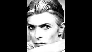 David Bowie-Always crashing in the same car (sub español)