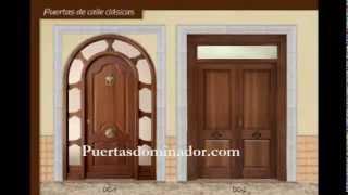 Catálogo Puertas dominador