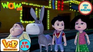 Vir: The Robot Boy - Fursat Ganj ki Diwali Part 2 - As Seen On HungamaTV - IN ENGLISH