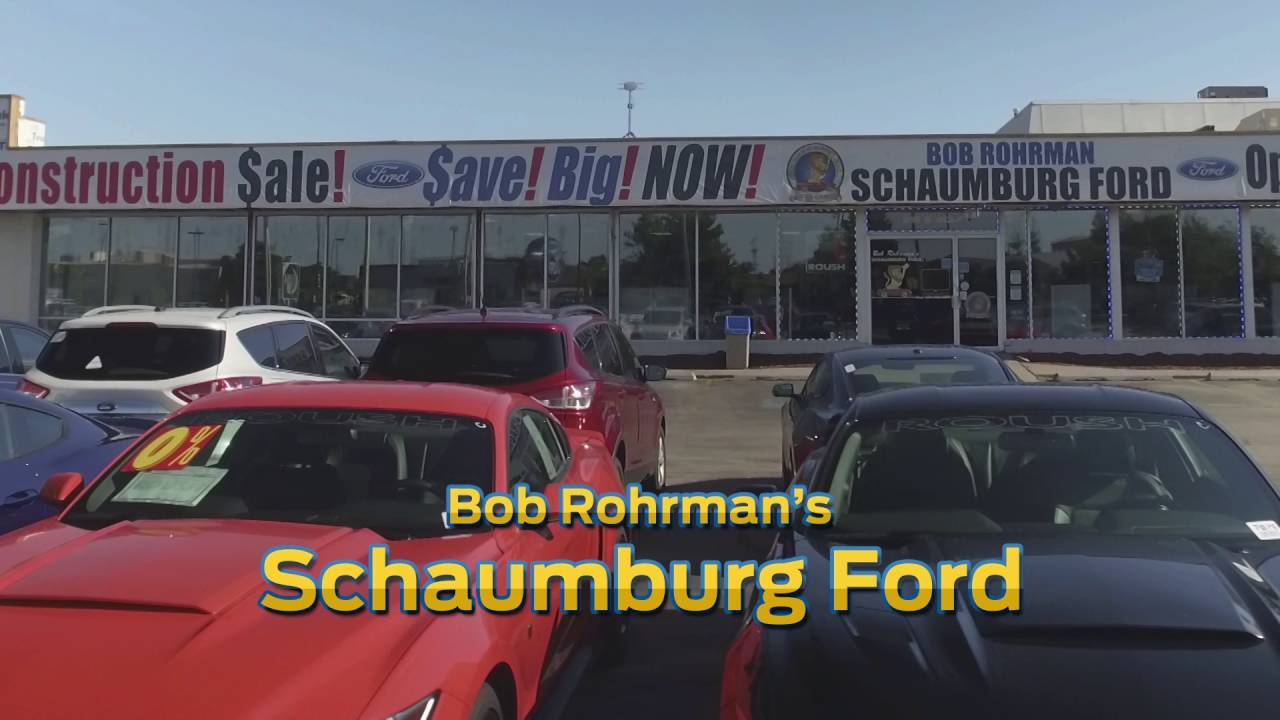 Bob Rohrman Ford >> Schaumburg Ford September 2016 Labor Day