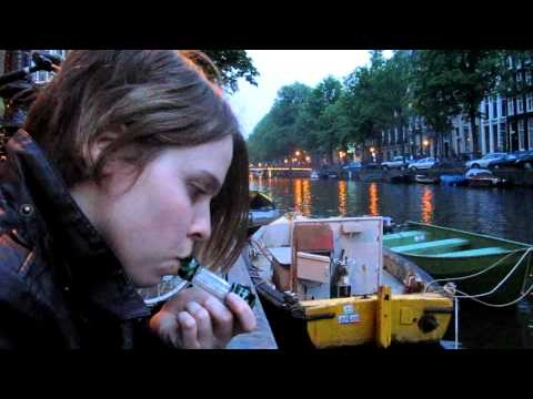 Getting High for the First Time in Amsterdam