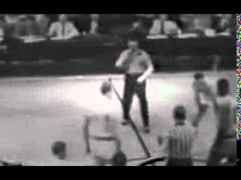 1954 NBA Finals - Minneapolis Lakers vs  Syracuse Nationals