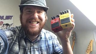 LIVE Bass Guitar Looping BOSS RC2 + BOSS ODB 3