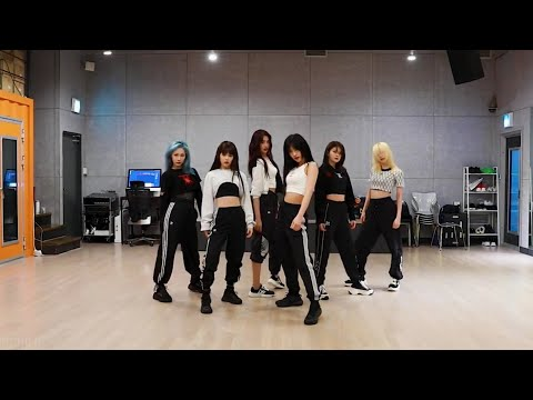 [EVERGLOW - FIRST] Dance Practice Mirrored ▶8:07