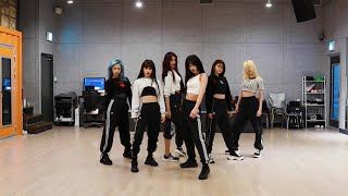 [EVERGLOW - FIRST] Dance Practice Mirrored