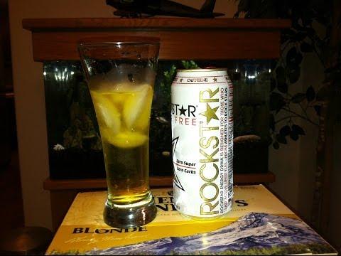 Rockstar Sugar Free Energy Drink Review