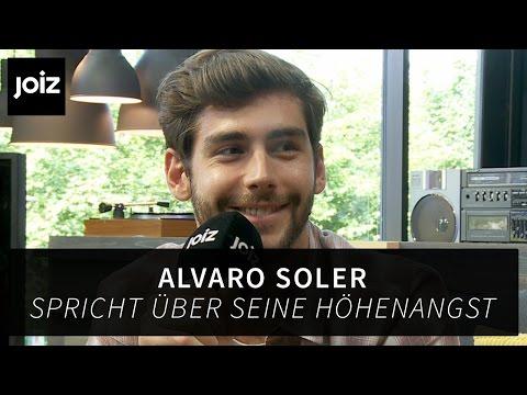 Alvaro Soler: «Um meine Höhenangst zu überwinden, werde ich Fallschirmspringen»