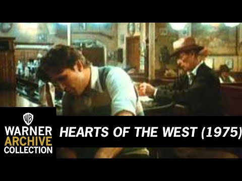 HEARTS OF THE WEST (Original Theatrical Trailer)