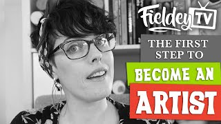 Video The first step to becoming an artist | Artist Insider Vlog 02 download MP3, 3GP, MP4, WEBM, AVI, FLV November 2017