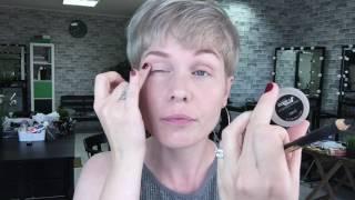Анна Измайлова Урок макияжа: очень подробно