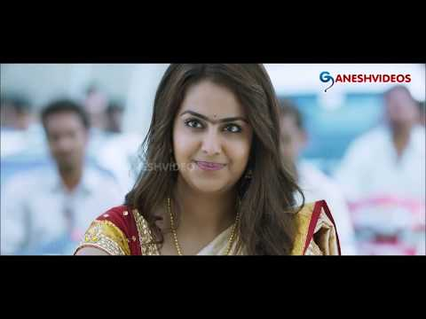Ekkadiki Pothavu Chinnavada Movie Heart Touching Scene - Ganesh Videos