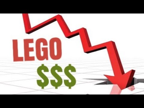 Top 10 Reasons LEGO Group's Profits Plunged in 2017