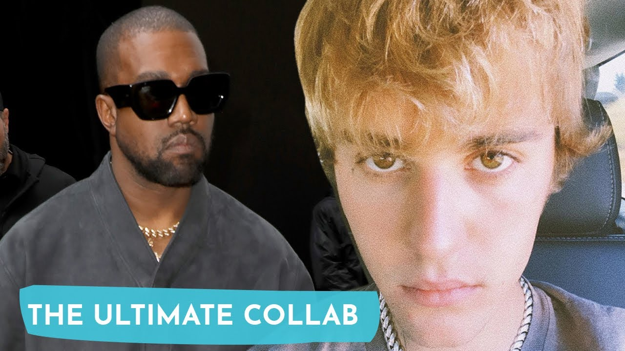 Justin Bieber And Kanye West Collaboration CONFIRMED!