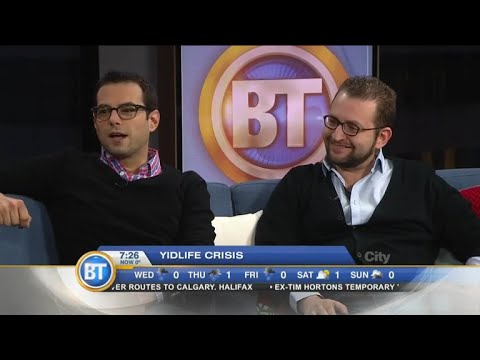 Breakfast Television  What's A YidLife Crisis? December 10, 2014