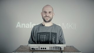Analog Rytm MKII — At a Glance