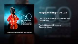 Adagio for Strings Op 11a