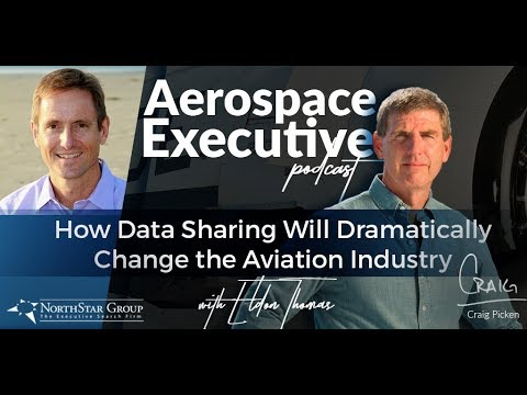 How Data Sharing Will Dramatically Change the Aviation Industry w Eldon Thomas