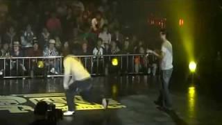 KOD5 poppin @ Semi Final Guchon vs Iron Mike
