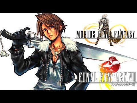 Final Fantasy VIII X Mobius Final Fantasy JP Collaboration Trailer | Mobius Final Fantast