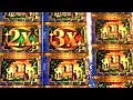 ★FLASHBACK FRIDAY!★ THE KING AND THE SWORD & RUBY SLIPPERS II Slot Machine Bonus BIG WIN!