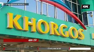 Тысячи людей не могут покинуть «Хоргос» и дерутся за места в автобусе